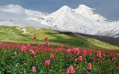 Örményország, tavasz