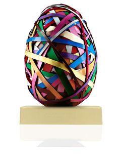 L'œuf de Pâques de Pierre Hermé en hommage à Beat Zoderer, 210 euros.