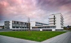 Walter Gropius' Bauhaus Dessau