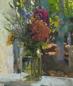 Thank you again for your pins today!  Tonight and Friday, let's do STILL LIFE paintings.