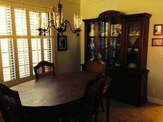 Formal dining room ~ Sheryl Lynn Johnson  (805) 907-8270 SherylLynn@ConnectingHeartsToHomes.com CalBRE #01446902