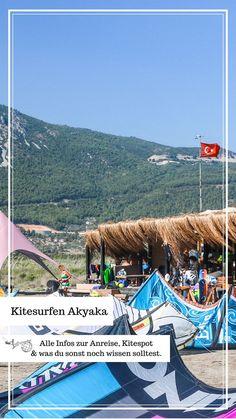 Akyaka liegt an der türkischen Agäis & ist noch nicht wirklich als Kitesurfer Paradies bekannt. Warum sich eine Reise in die Türkei lohnt, das verrate ich Dir!