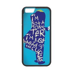 The Dark Knight Joker Quotes Case for iPhone 6