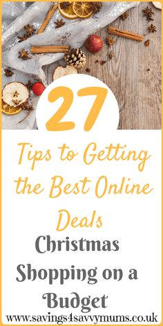 Unsure how to get your money to go further? These 27 tips will help you always get the best online deal by Laura at Savings 4 Savvy Mums. #BestOnlineDeals #OnlineDeals #Bargains