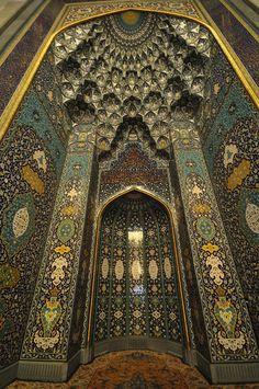 Gran Mezquita Muscat Omán Emiratos arabes