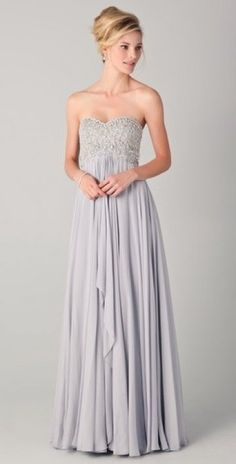 Column Sweetheart Prom Dress 2012