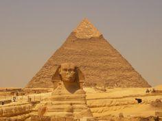 Quéops - A pirâmide mais alta do mundo