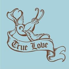 "wall decal to use on mirror? baby's name instead of ""true love"""