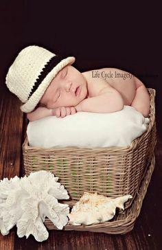 Fedora Candy Skull Funny Baby Infants Bib Napkin