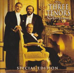 The Three Tenors Christmas (dvd), Y Christmas Cds, White Christmas, Sony Pictures Entertainment, Ballet, Third, Jingle Bells, Drum, Walmart, Children