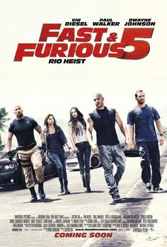 The Fast And The Furious, Fast Five ( Volume 5 )