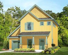 <!-- Generated by XStandard version 3.0.0.0 on 2014-12-08T15:46:23 --><ul><li>Board and battan siding and shakes give this Northwest house plan a stylish exterior.</li><li>The front porch is supported by three columns set on stone bases.</li><li>Inside, the large living room has lots of wall space for funriture placement.</li><li>The peninsula eating bar in the kitchen lets you watch family activities while getting meals ready.</li><li>In the dining area, a side door opens to the covered…