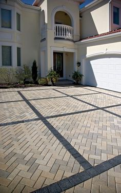 Driveway Hollandstone Series3000 Paver