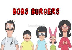High quality Bobs Burgers  inspired Greeting Cards & Postcards by independent artists and designe...