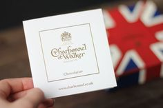 Miss Foodwise | Celebrating British food and culture: Charbonnel et Walker