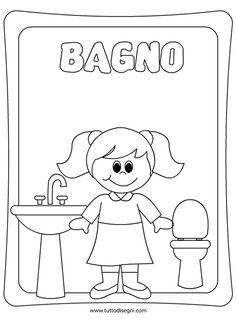 bagno-bambina
