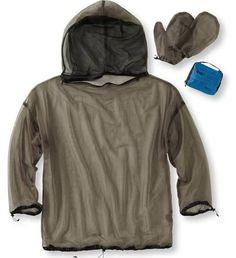 mosquito net suit