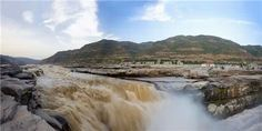 Hukou Waterfall.  '25 Beautiful Photos That Will Make You Want to Visit China'  http://www.visiontimes.com/2015/04/27/25-beautiful-photos-that-will-make-you-want-to-visit-china.html