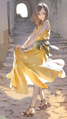 e-shuushuu kawaii and moe anime image board Art And Illustration, Character Illustration, Art Anime Fille, Anime Art Girl, Anime Girls, Art Manga, Estilo Anime, Character Design Inspiration, Aesthetic Art