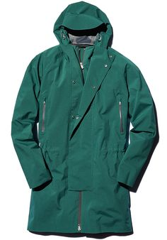 19 Rules for Looking Right in the Rain - Coat by Z Zenga.