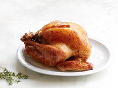 Roast Turkey with Apple-Brandy Gravy Recipe : Food Network Kitchen : Food Network - FoodNetwork.com