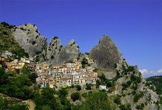 3. Castelmezzano, Potenza