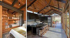 Arquitectura Inserta En La Naturaleza – Loft Chile