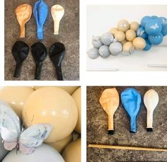 Adult Party Decorations, Birthday Balloon Decorations, Balloon Centerpieces, Birthday Balloons, Balloon Columns, Balloon Arch, Balloon Garland, Deco Ballon, Balloons Galore