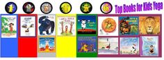 Voting Results ~ Top Storybooks for #KidsYoga  http://on.fb.me/16wty9X