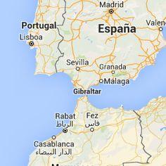 Wild & not wild camping spots (Spain - Europe) Camping Spain, Spain Road Trip, Marrakesh, Casablanca, San Josemaria, Ferry, Family Resorts, Spain And Portugal, Sevilla