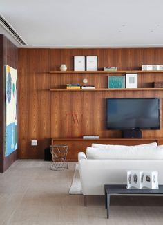 Cobertura Triplex by Izabela Lessa Arquitetura   HomeDSGN