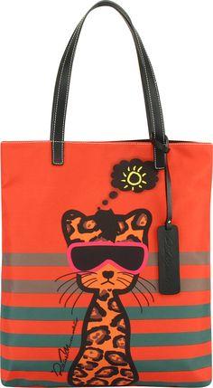 Bolsa filhote Leopardo no site www.ShopShoes.com.br