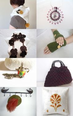 October by Ozden on Etsy--Pinned with TreasuryPin.com