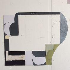 vincent hawkins @burntoceans studio wall