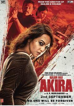 Akira SonakshiSinha Rebel Angel Movie Trailers Watch