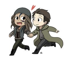 Memori... They are so cute