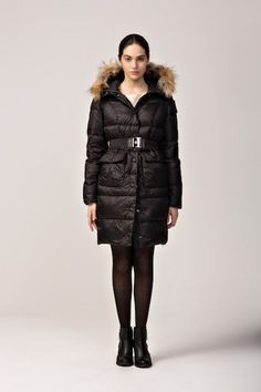Women's Parajumpers Extra Long Jackets Black 68% Off. Discount ...