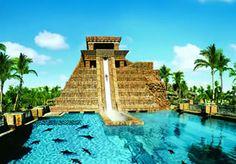 Atlantis. Been here on honeymoon!! Sooo awesome!
