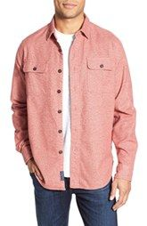 Grayers 'Heritage' Trim Fit Flannel Sport Shirt