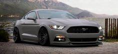 First 2015 Mustang - Primeiro Mustang 2015 #mustang #supercar #mustang2015
