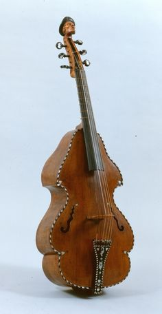 Bass Viol......probably the craziest transformation of a bass I've seen