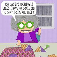 Mrs. Bobbins: Storm