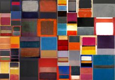 Mark Rothko Collection V (color field)