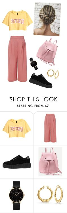 """""""School outfit"""" by indrasavje01 on Polyvore featuring TIBI and CLUSE"""