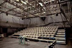 Resultado de imagen para theatre spaces
