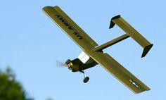 Bob Aberle's Boeing L-15 Scout Park Flyer - Fly RC Magazine