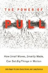 """One of my favourite books outlining the big shifts we're seeing, the potential residing in """"the Edge"""",  and how small moves, smartly made can set big things in motion."""