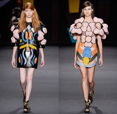 Amapô Brazil 2014 Winter Southern Hemisphere Womens Runway Collection - São Paulo Fashion Week Brazil - Inverno 2014 Mulheres Desfiles - Ret...