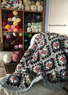 Blanket, Crochet, Bed, Projects, Home, Log Projects, Blue Prints, Stream Bed, Ad Home
