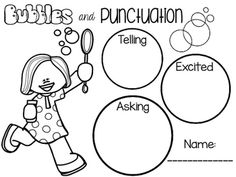 Punctuation for Beginners